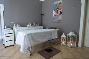 estetica samele lettino massaggi